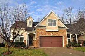 End Unit Townhome For Rent: 220 Meadow Beauty Drive