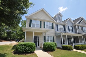 End Unit Townhome For Rent: 4010 Volkswalk Place