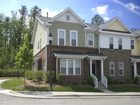 Townhouse For Rent: 711 Blossom Grove Drive