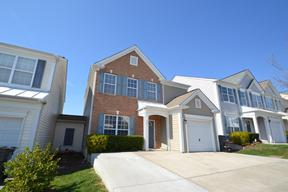 Townhouse For Rent: 506 Caraleigh Court