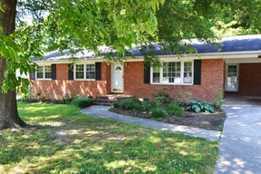 Single Family Home For Rent: 4814 Greenbrier Road