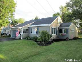 Salina NY Single Family Home Sold: $109,500