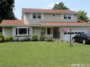 Syracuse  NY Single Family Home Sold: $156,900