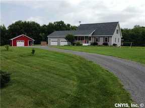 Rodman  NY Single Family Home Sold: $269,900