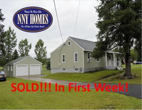 Leray  NY Single Family Home Sold: $194,900
