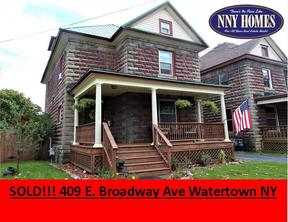Residential Lots & Land Sold: 409 Broadway ave