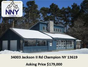 Single Family Home A-Active: 34003 Jackson Ii Road