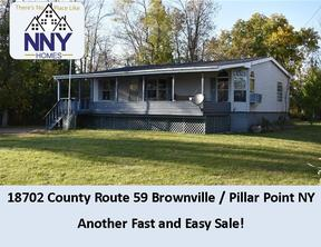 Single Family Home Sold: 18702 County Route 59