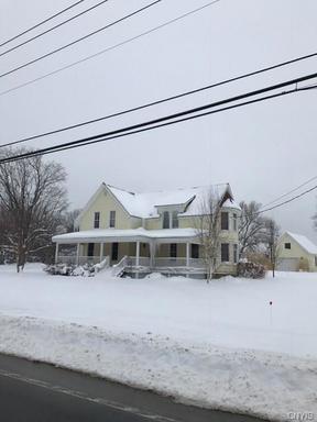 Henderson NY Single Family Home Sold: $159,000