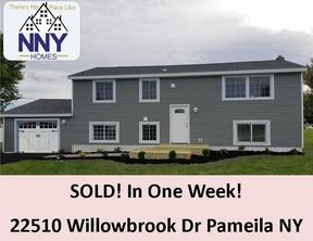 Watertown  NY Single Family Home Sold: $65,000
