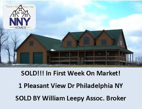 Philadelphia NY Single Family Home Sold: $361,000