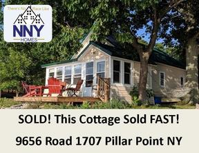 Brownville  NY Single Family Home Sold: $139,900