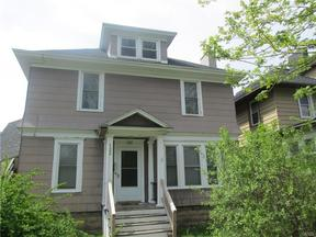 Watertown NY Single Family Home Sold: $85,000