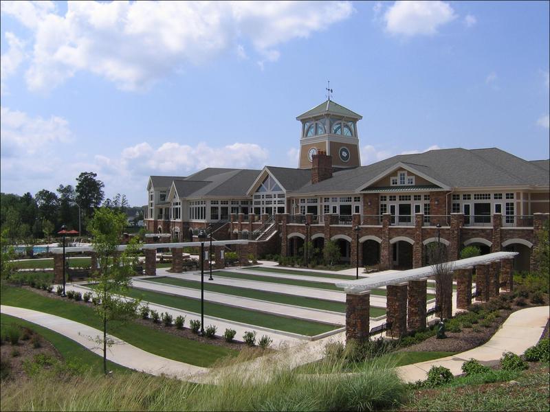 Carolina preserve model homes