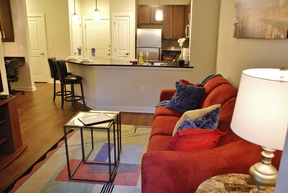 Furnished 1BDR Leased: 1055 Pine Street #floor 3