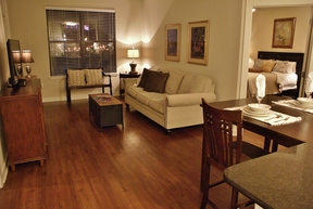 Furnished 2BDR Available March 13th: 1055 Pine Street #floor 3