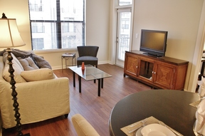 Furnished 1BDR Available May 7th: 1055 Pine Street