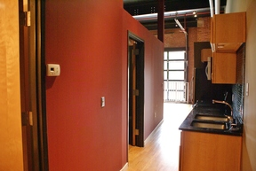 Nashville TN Furnished 1BDR Available August 21st: $2,200 /mo...Super Cool Loft!