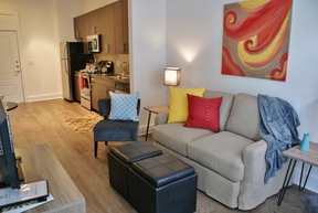 Furnished 1BDR Leased: 220 25th Avenue North
