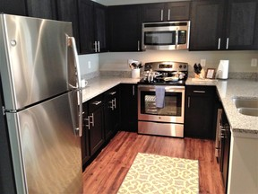 Furnished 1BDR Leased: 2000 Buckhead Trail #floor 3
