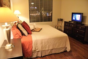 Furnished 2BDR Available Aug 12th: 1055 Pine Street #floor 5