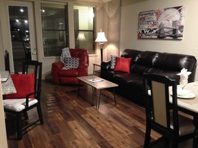 Furnished 1BDR Available Jan 8th: 2312 Elliston Place