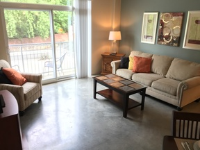Furnished 1BDR Leased: 4400 Ridgefield Way