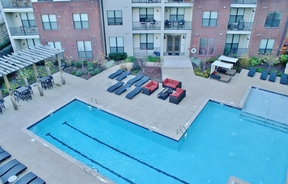 Nashville TN Furnished 1BDR Available NOW!: $102 /day...The Gulch!