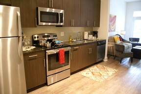 Furnished 1BDR Available April 22nd: 220 25th Avenue North #floor 4
