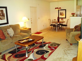 Furnished 1BDR Leased: 2828 Old Hickory Blvd   #floor 2