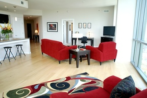 Furnished 2BDR Leased: 900 20th Avenue South         #floor 8
