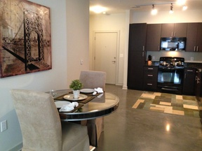 Furnished 1BDR Leased: 1700 State Street