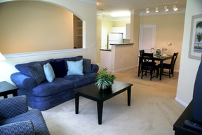 Furnished 2BDR Leased: 1501 Woodland Pointe Drive   #floor 2