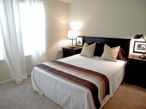 Furnished 1BDR Leased: 100 Trails Circle #floor 2