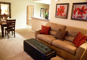 Furnished 2BDR Available 6/10 - 6/20: 555 Church Street #floor 11