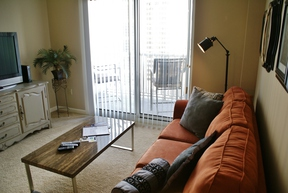 Furnished 1BDR Available June 17th: 555 Church Street #floor 20