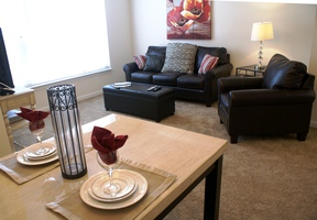 Furnished 1BDR Leased: 444 Elmington Avenue #605GR-1