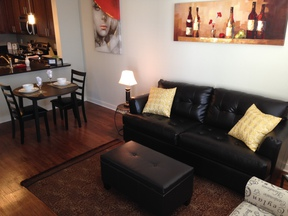 Furnished 1BDR Leased Call For Openings: 1055 Pine Street #floor 7