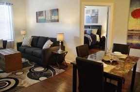 Furnished 2BDR Leased: 1055 Pine Street #floor 2