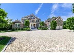 Westhampton Beach NY Single Family Home For Sale: $3,185,000