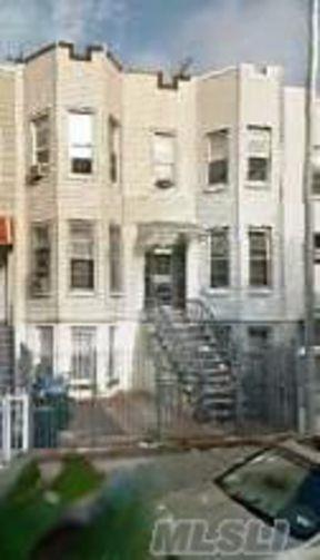 Multi Family Home Short Sale: 1261 Hancock St