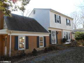 Henrico VA Single Family Home: $126,000