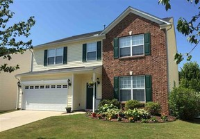 Holly Springs Single Family Home Contingent: 136 Smith Rock Drive