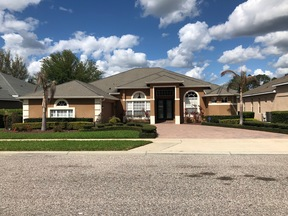 Sanford FL Single Family Home For Sale: $385,000
