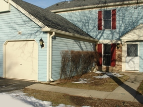 Condo/Townhouse Sold: 2689 Waterford Ct