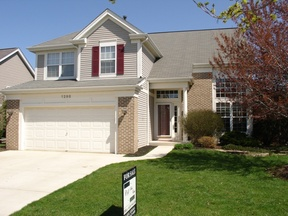 Single Family Home Sold: 1298 Pennsbury Ln