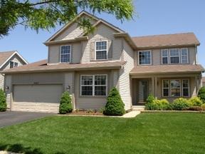 Single Family Home Sold: 1429 Burnett Dr