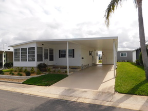 Mobile/Manufactured For Lease: 186 Maple Leaf Drive #186