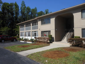 Condo For Lease: 3200 Charter Club Drive # A-2