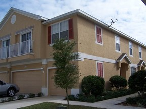 Townhouse For Lease: 8518 Shallow Creek Ct